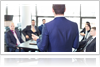 Planning a manager training session at a corporate training facility